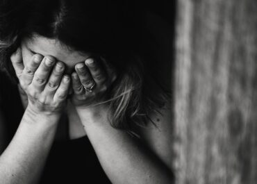 Ahdistus ja paniikkihäiriö